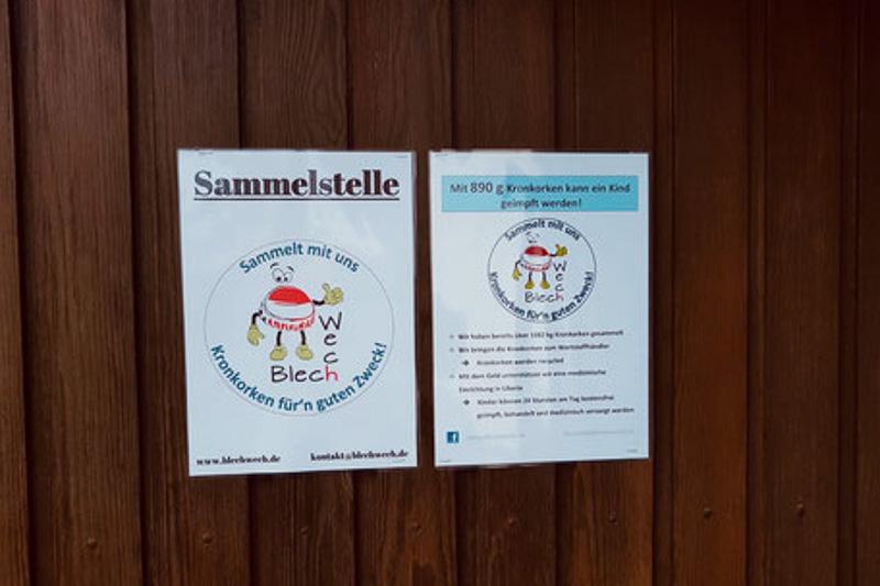 Neue Sammelstelle - Lindenthal